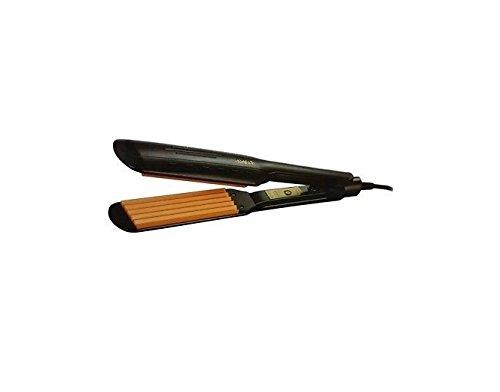 MONDOSHOP - Plancha eléctrica efecto fresno cepillo para cabello 30-35 W Sonar SN-328