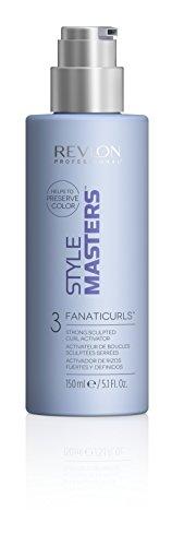 Revlon Professional Style Masters Fanaticurls Activador de Rizos Fuertes y Definidos 150 ml
