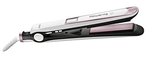 Rowenta Premium Care SF7460F0 - Plancha de Pelo, alisa, ondula y riza, de alta protección con recubrimiento de cashmere Keratin con aceite...