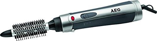 AEG HAS 5660 - Moldeador de pelo, 2 niveles de temperatura, 2 accesorios, color antracita