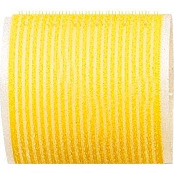 Fripac-Medis Le Coiffeur - Rulos (6 unidades, diámetro de 63 mm), color amarillo