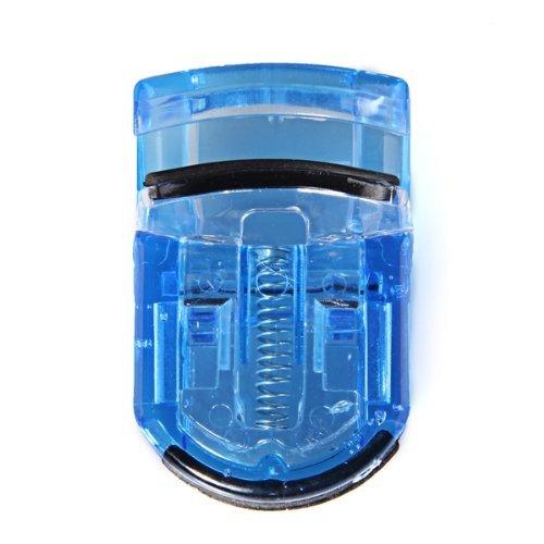 Rizador de pestañas eyelash curler mini pequeño portátil plástico