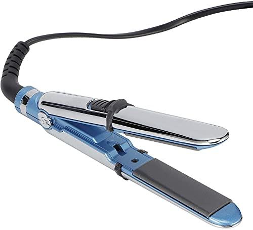 X&Z-XAOY Rizador De Pelo Alisador Herramientas Eléctricas para El Cabello Tenacillas De Rizar con Temperatura Ajustable Plancha para Rizar...