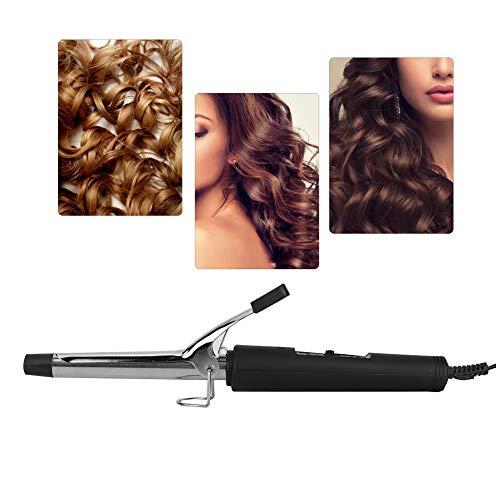 Boquite - Plancha de pelo, juego de rizadores, rizador de pelo profesional eléctrico
