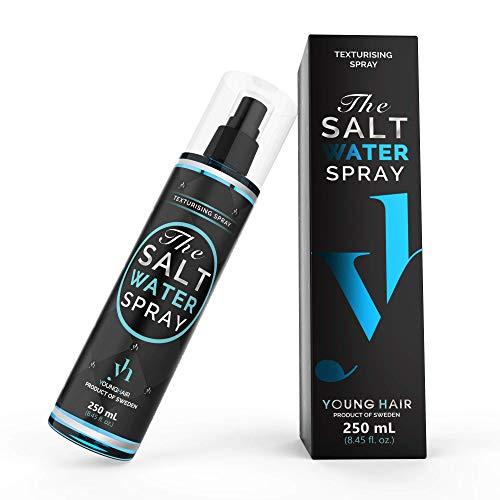 YoungHair The Salt Water Spray - Spray Ondas Surferas Agua de Mar para el cabello Texturizer 250ml