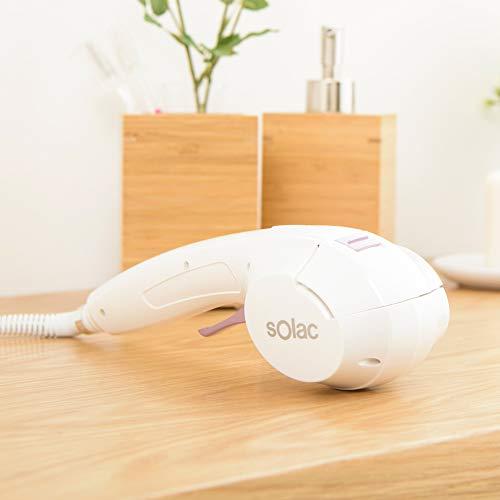 Solac MD7411 Precise Ionic Wave - Rizador de pelo automático, moldeador de pelo, función iónica, recubrimiento cerámico, señales...