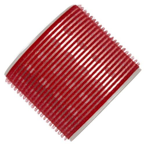 Fripac-Medis Thermo Magic Rollers - Rulos (6 unidades, 68 mm de diámetro), color rojo