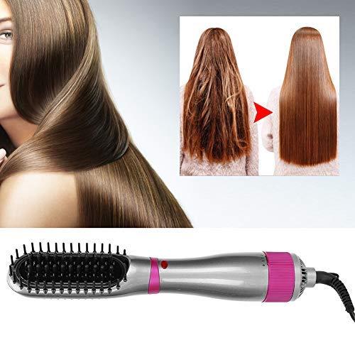 Cepillo secador de pelo, cepillo de aire caliente de 180 ℃ y voluminizador con temperatura de 3 velocidades, estilizador profesional de...