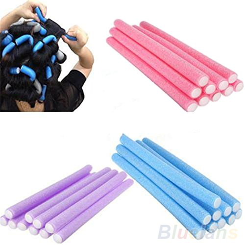 BaoST - Varillas de espuma para rizar el pelo, 10 unidades