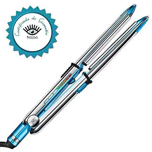 Rizador de cabello, modelado de herramientas de cerámica de turmalina, plancha de pelo profesional, plancha de hierro inteligente