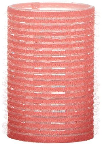 Fripac-Medis Le Coiffeur - Rulos (12 unidades, diámetro de 44 mm), color rosa