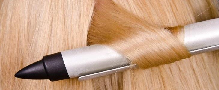 como usar un rizador de pelo